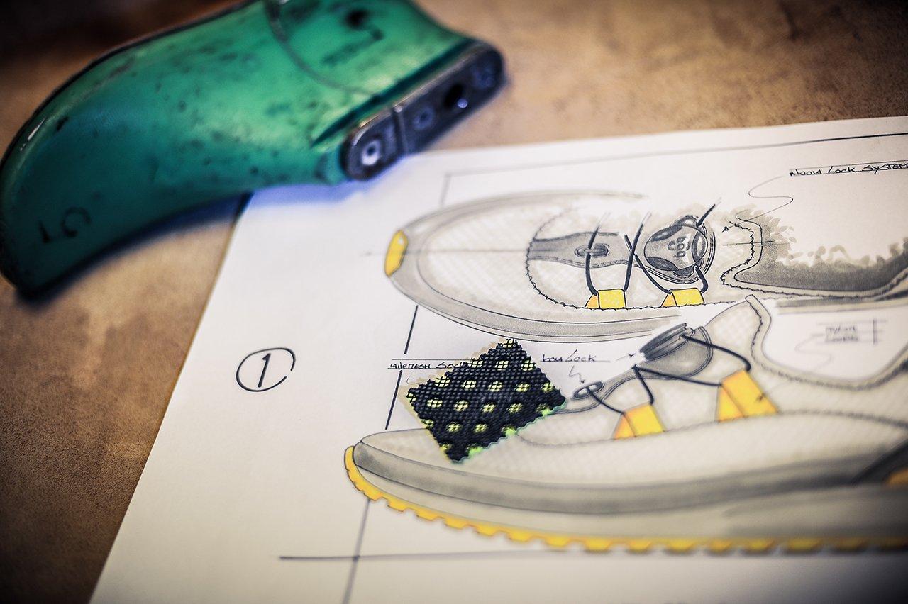 Conceptontwikkeling schoenen