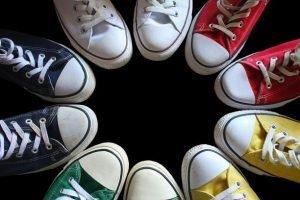 sneakermateriaal