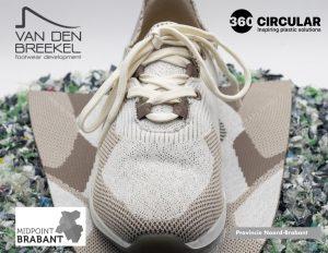 Milieuvriendelijke Recyclebare schoen