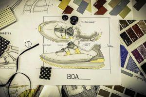Schoenontwerp en ontwikkeling